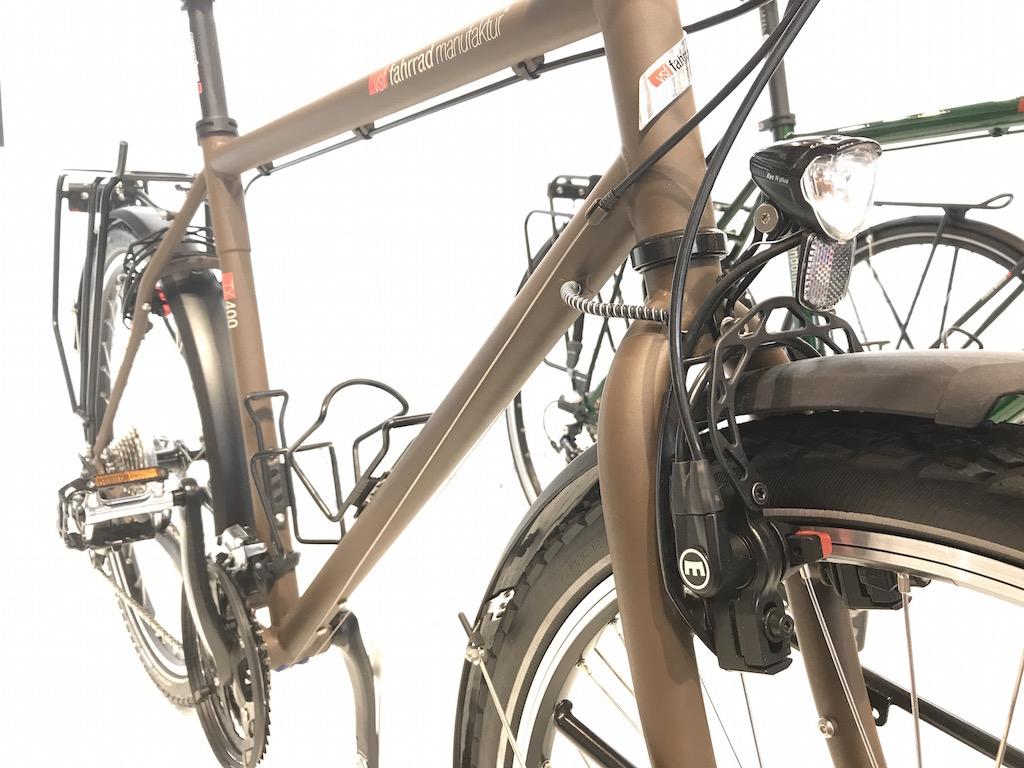 tx 400 shimano deore xt 30spd touring bike cycletouring